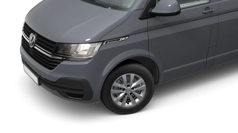 VW T6.1 Custom-Bus UNI Pure Grey